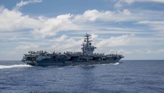 印度胆大包天与中国对抗 将派航母同美日联合军演