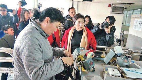 大陆游客赴台落空滞留香港 与旅行社僵持两日获赔