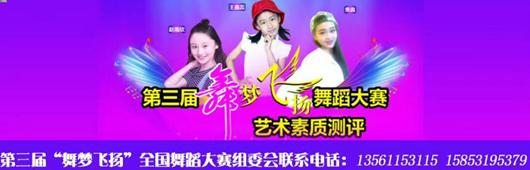 CCTV青少年音乐舞蹈才艺电视大赛全国形象大使选拔