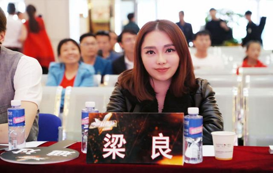 《中国好声音》海选开唱 梁良担任赛区评委