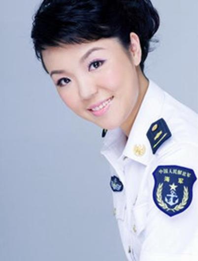 海政文工团青年歌唱家周京受邀担任CCTV全国艺术人才选拔总决赛开幕式嘉宾