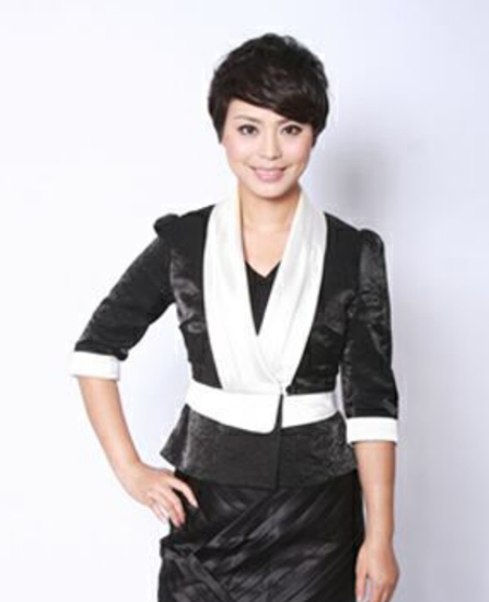 中央电视台知名主持人刘玮被第九届CCTV全国才艺电视大赛组委会聘请为嘉宾
