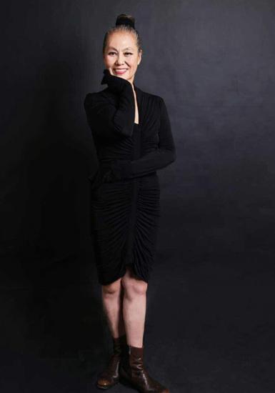 中国民族舞蹈家冬妮娅被第九届CCTV全国才艺电视大赛组委会聘请为嘉宾评委
